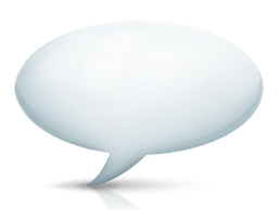 bubble speech icon
