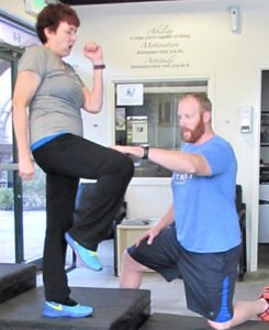 one-on-one pinnacle fitness training
