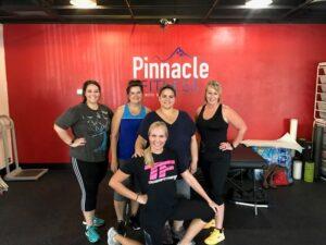 pinnacle fitness group
