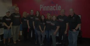 pinnacle fitness challenge group