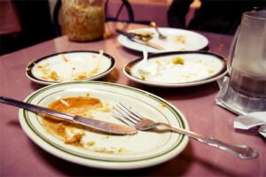 Clean your plate - detox challenge