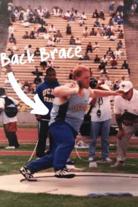 Back Brace - Luke Sullivan