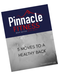 5 Movements to a healthy back