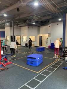 Pinnacle fitness safe workout zones