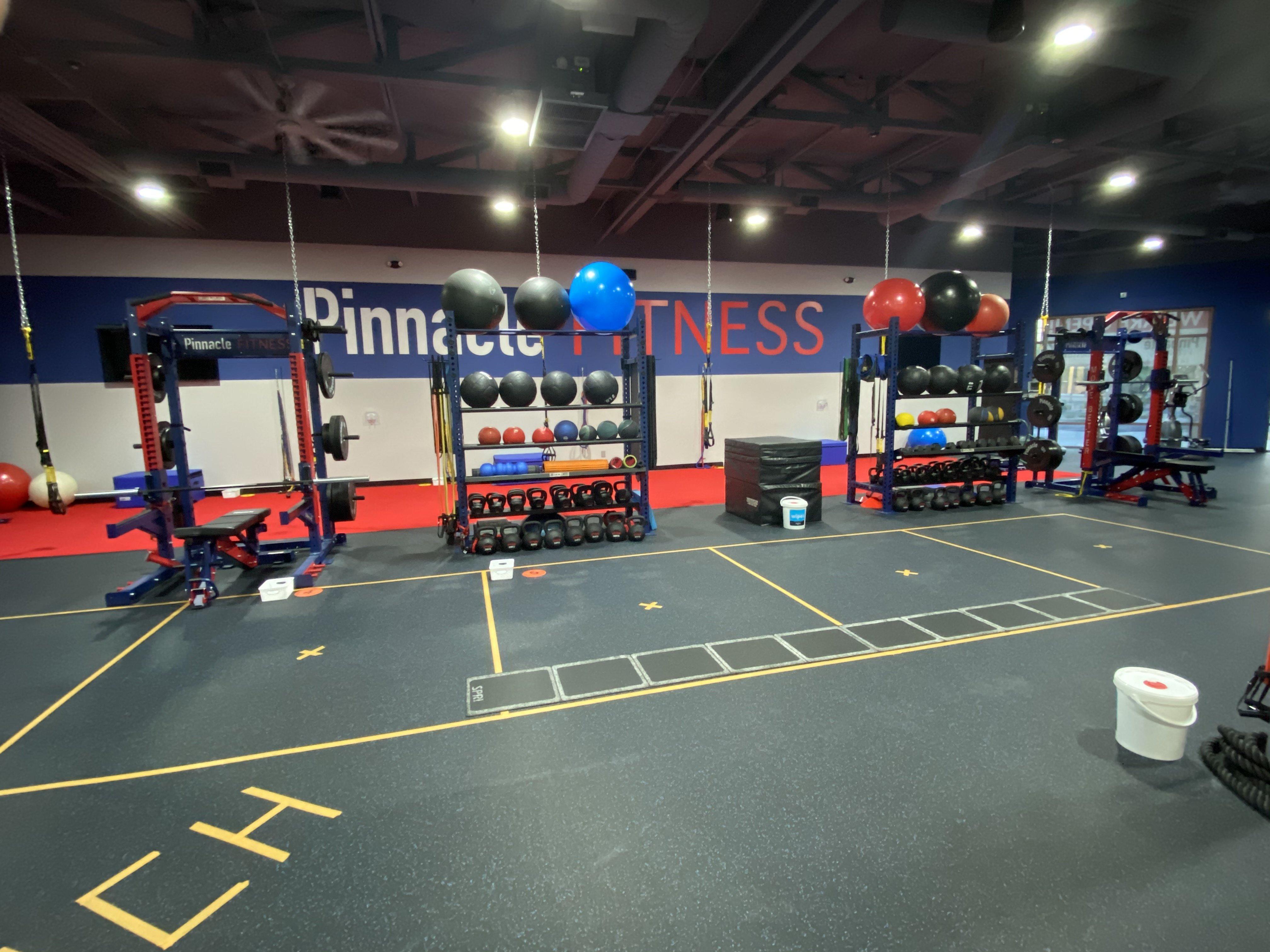 Pinnacle Fitness Az Scottsdale Gym