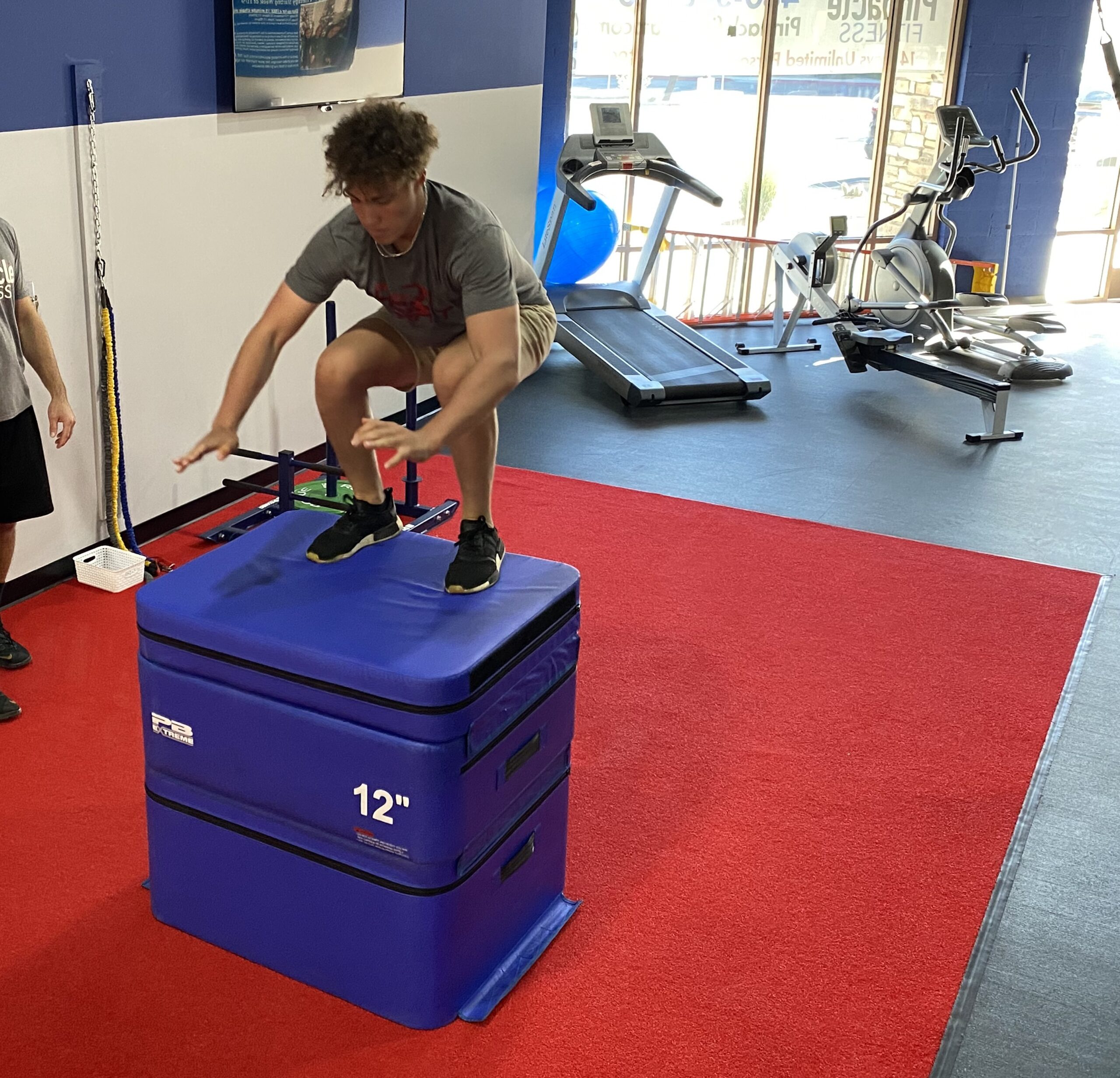 Athletic development at pinnacle fitness
