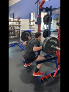 Basketball Strong - Athletic development at pinnacle fitness